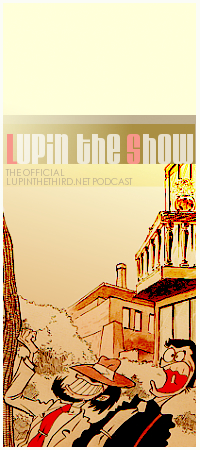 Lupin the Show: Episode 04